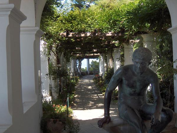 Villa San Michele - Axel Munthe Garden Degreezero