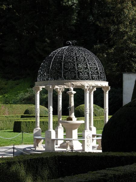 Ambras Schlosspark Diana von Oertzen