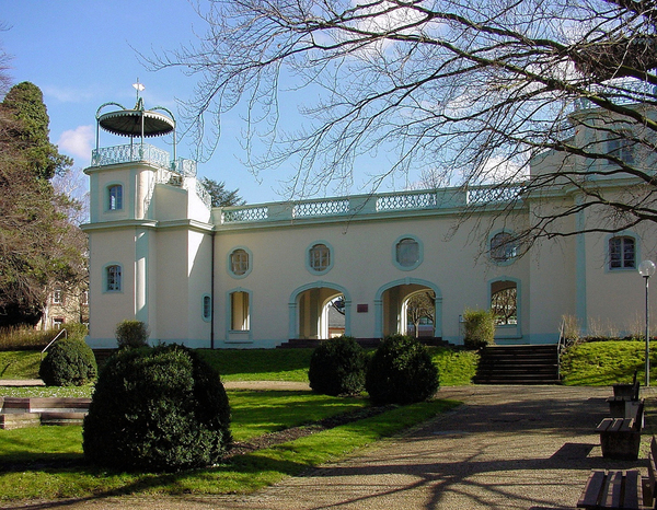 Bruchsal Schlossgarten Dieter Müller