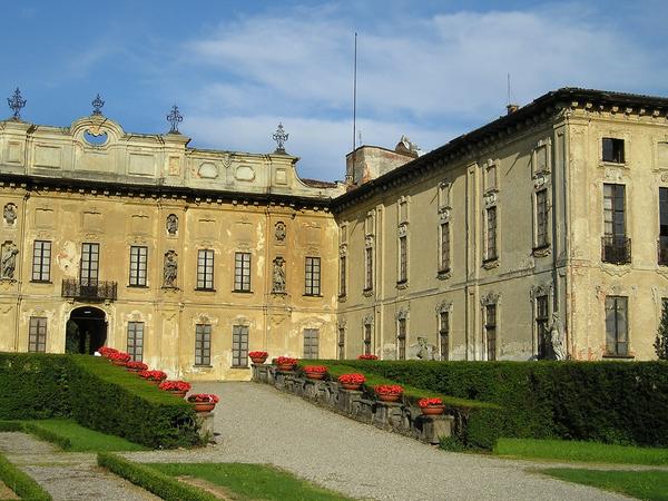 Villa Castellazzo -  Villa Arconati rogilde