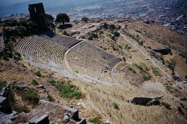 Pergamon Alan Cordova
