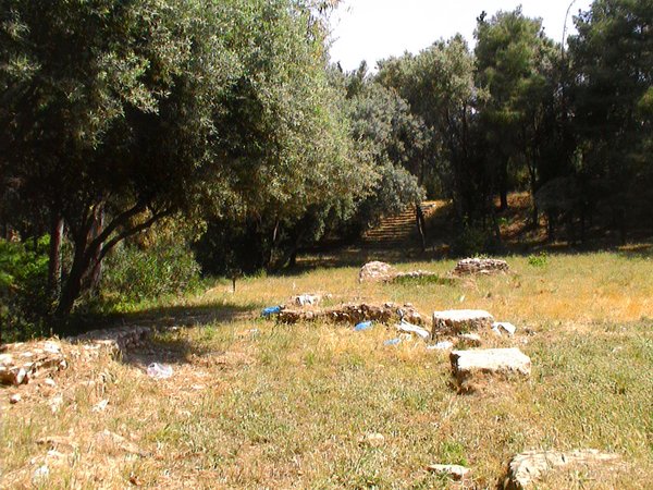 Plato Academy, Athens Gardenvisit.com