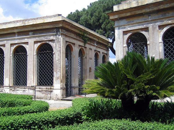 Farnese Gardens Anthony M.