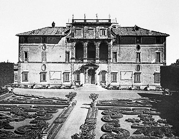 Villa Lancelotti Gardenvisit.com