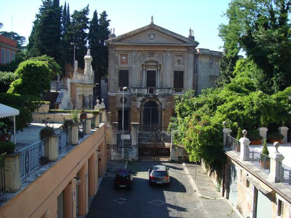 Villa Albani Natalia Romero