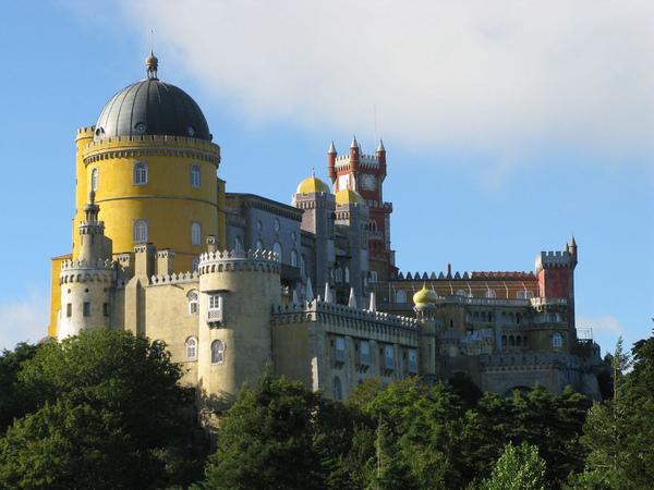 Penha Palace (Palacio da Pena) Andrea DG