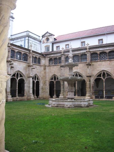 Santa Cruz at Coimbra erinsikorskystewart