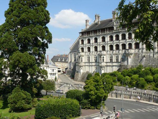 Chateau Blois Franck Vasseur