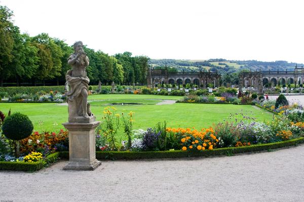 Schlossgarten Weikersheim Henry Hengst