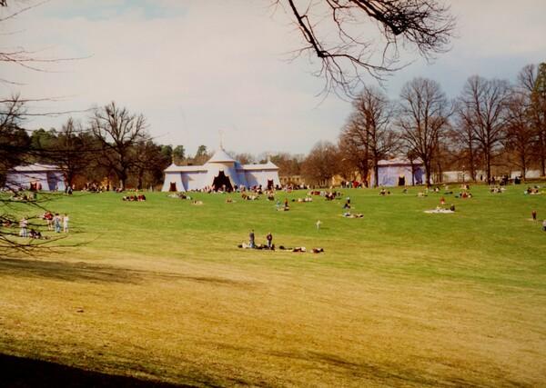 Haga Royal Park, Stockholm Gardenvisit.com