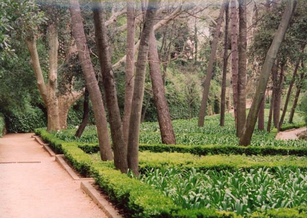 Parc del Laberint, Barcelona Gardenvisit.com