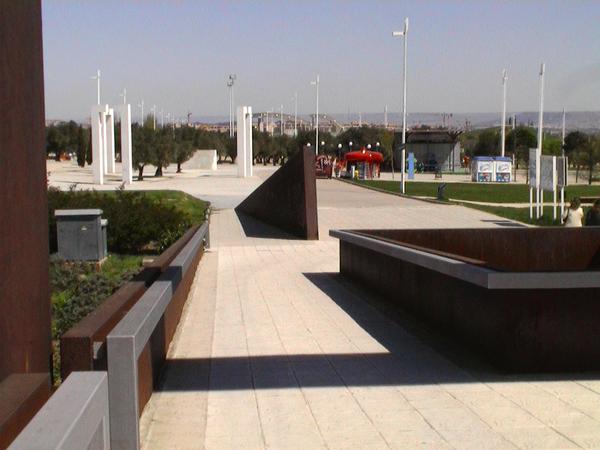 Parque Juan Carlos I Gardenvisit.com