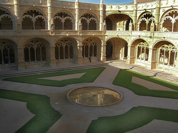 Mosteiro dos Jeronimos Pedro Prats