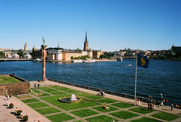 Stockholm City Hall (Stadshuset) Henry Law