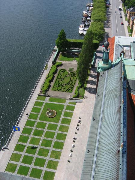 Stockholm City Hall (Stadshuset) Mark