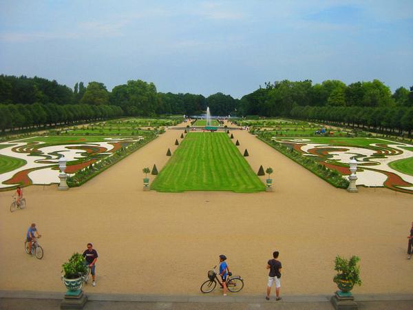 Schloss Charlottenburg, Berlin bsktcase