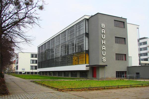 Bauhaus, Dessau M Hobl
