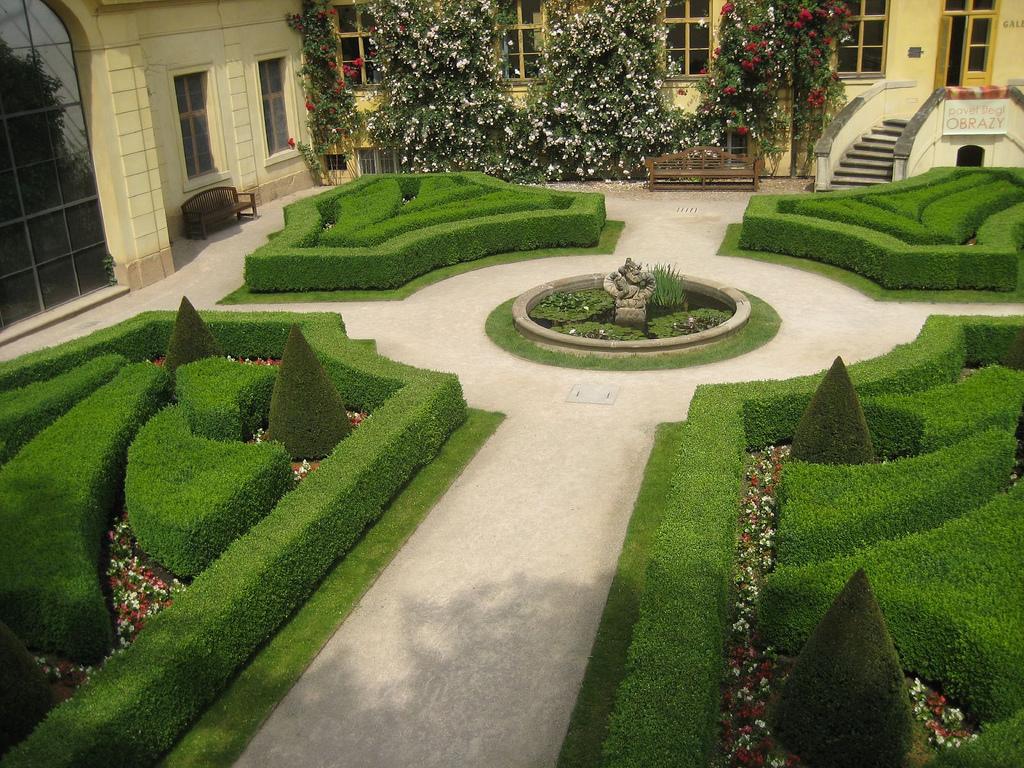 Vrtbovska Garden