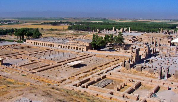 Persepolis (Parsa) Sebastià Giralt