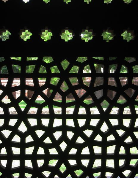Humayun's Tomb Garden Aparna