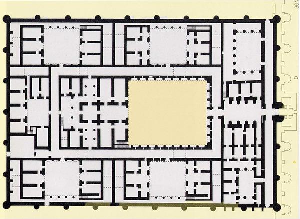 Palace of Ukhaidir Gardenvisit.com