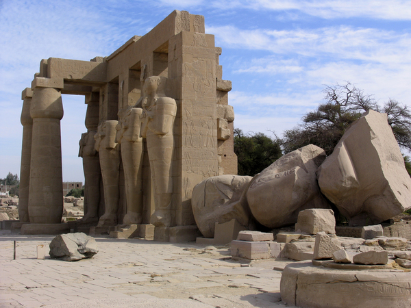 Ramesseum Gardenvisit.com