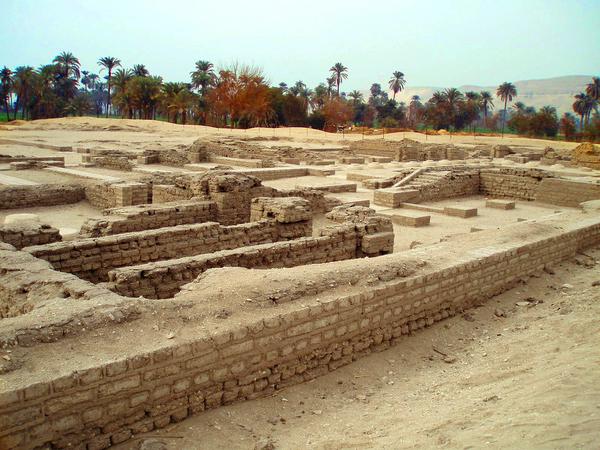 El-Amarna David Holt