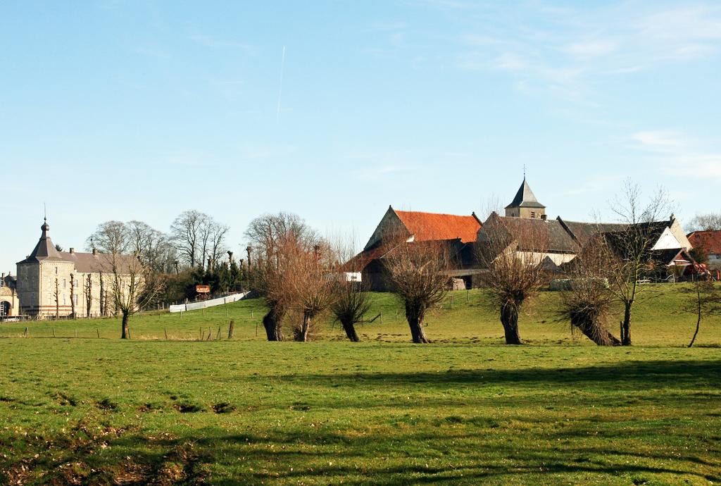 Kasteeltuin Oud Valkenburg
