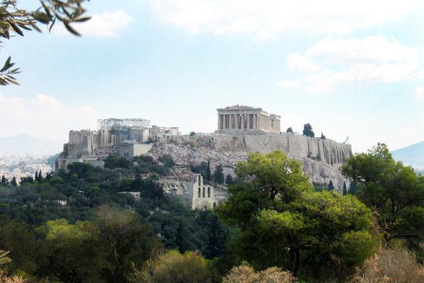 Acropolis, Athens Gardenvisit.com