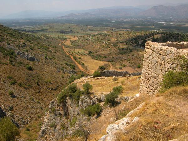 Mycenae Jason Morrison