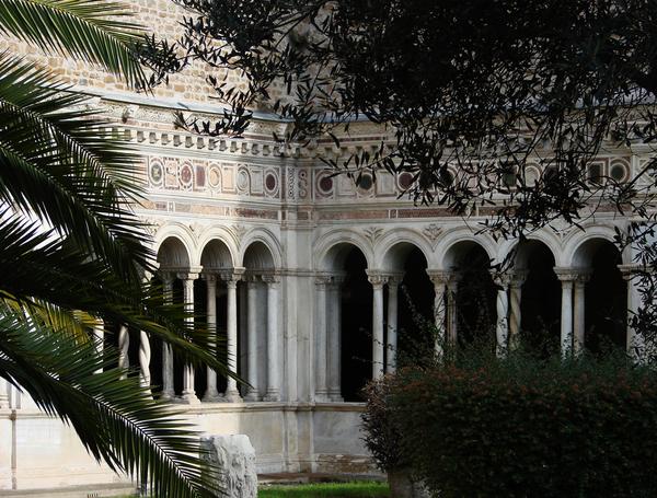 San Giovanni in Laterano Allie Caulfield