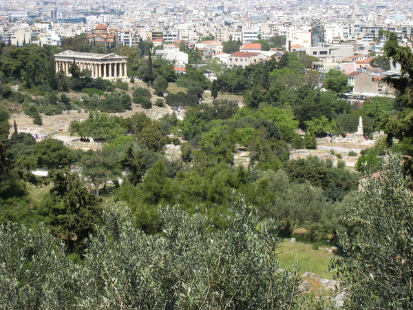 Classical Athens Scott Partee