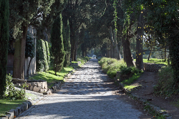 Appian Way Park Hank Word