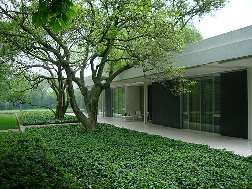 Miller House Garden Sean Khorsandi
