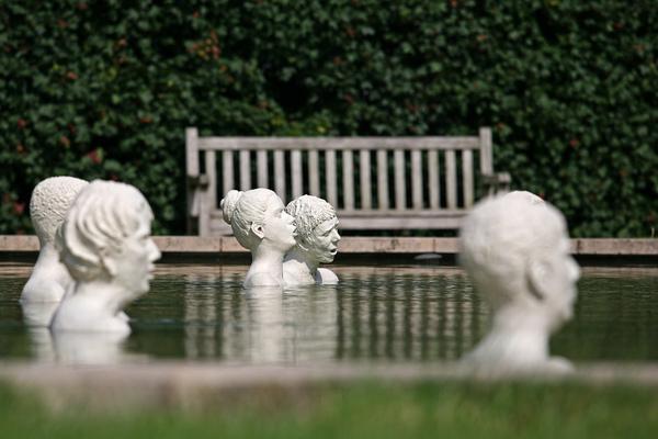 Drulon, Jardins Artistiques de Marko