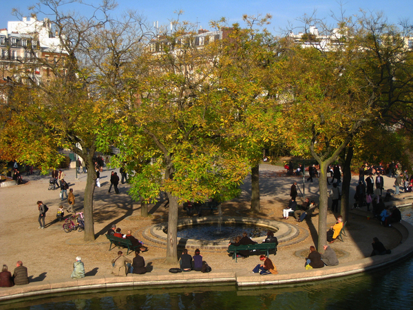 Parc Georges Brassens Brice Bonneau