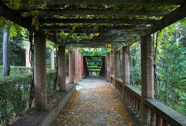 Parc Joan Maragall Sune Keller