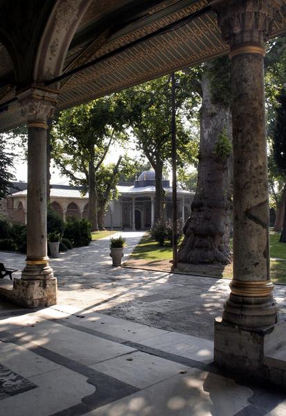 Topkapi Palace (Sarai) Garden Morgan Johansson