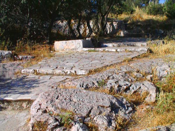 Acropolis and Philopappos Walks Gardenvisit.com