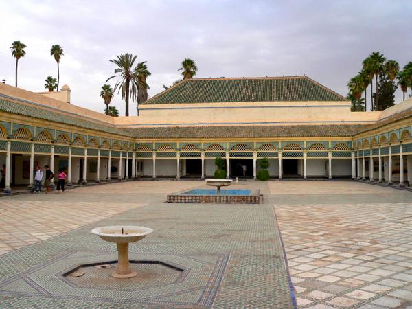 El Bahia Palace and Gardens Chin-Kiu Chris Cheng