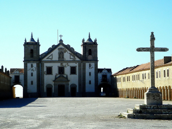 Espichel Monastery Barbara