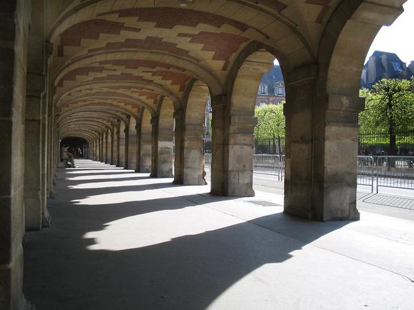 Place des Vosges Judah M
