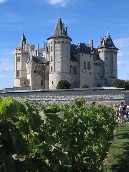 Saumur Chateau Joseph Morris