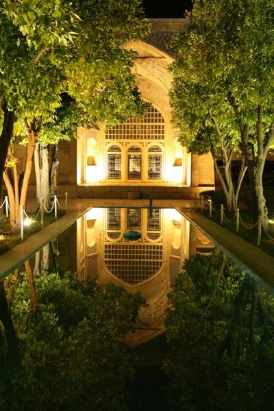 Hafez Tomb Garden Diocal