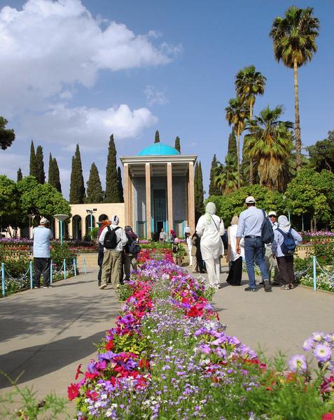 Sadi Tomb Garden Youngrobv
