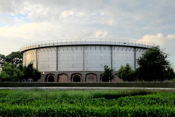 West Gas Factory Culture Park (Cultuurpark Westergasfabriek) Joost van Velzen
