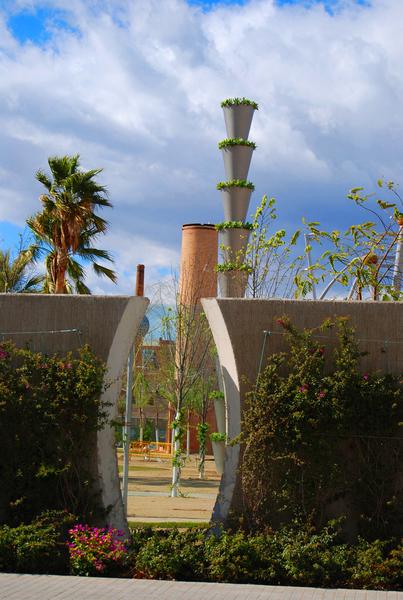 Parc del Poblenou santmarti.info