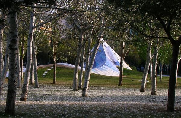 Parc de l'Estació del Nord Ricardo