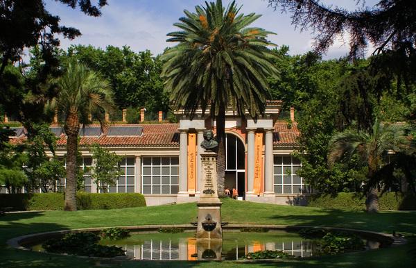 Madrid Botanical Garden (Real Jardin Botanico) Geoff Stearns