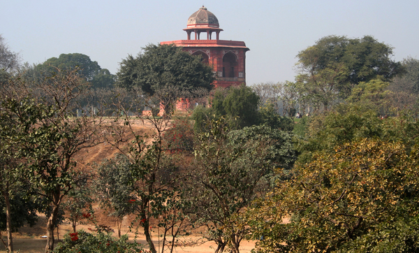 Purana Qila (Old Fort) Gardenvisit.com